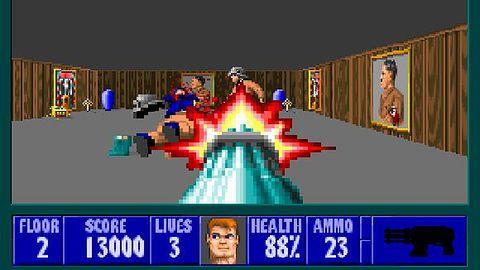 Wolfenstein 3D pewniakiem na PS3 i 360