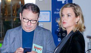"""Monika i Zbigniew Zamachowscy rozstali się? """"Jest mi bardzo ciężko"""""""