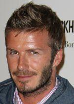 David Beckham za mały dla Simpsonów