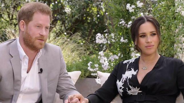 Wywiad Meghan i Harry był szeroko komentowanym wydarzeniem