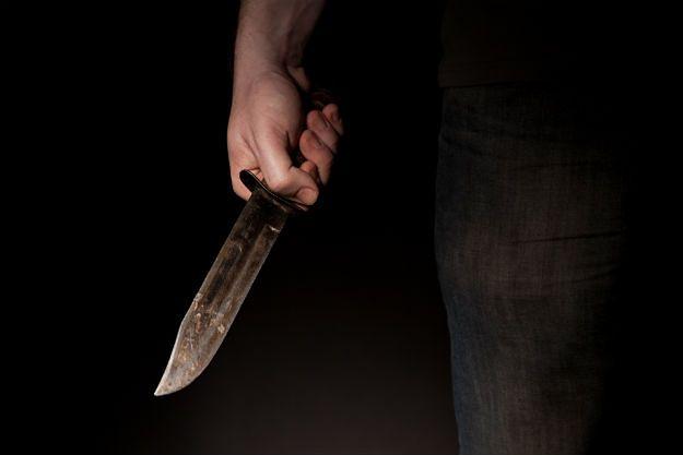 Chęciny: nożownik wtargnął do gabinetu burmistrza