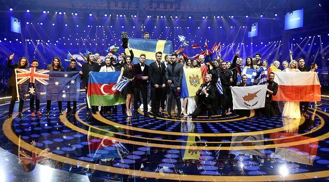 Zdjęcie uczestników Eurowizji w 2017 r.