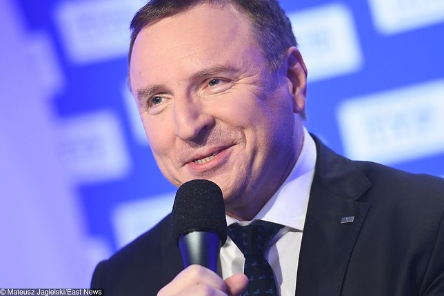 Prezes TVP Jacek Kurski.