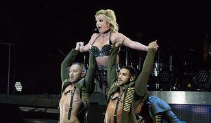 Britney Spears dała niesamowite show