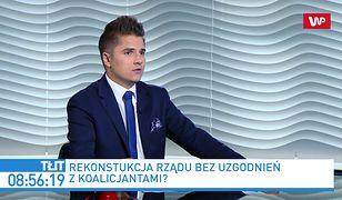 Ukarani posłowie PiS przejdą do Solidarnej Polski? Jest odpowiedź
