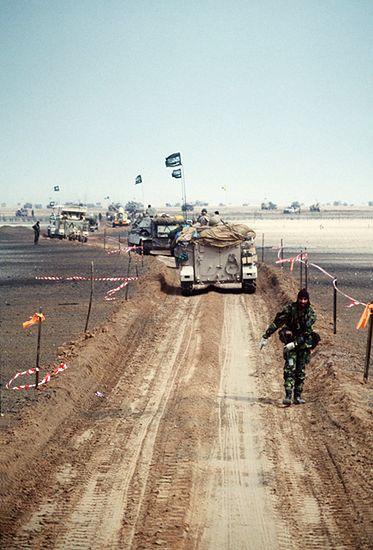 Arabia Saudyjska - wschodząca potęga militarna Bliskiego Wschodu