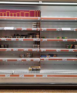 """Kryzys w Wielkiej Brytanii. """"Zamrażajcie świąteczny obiad"""", bo problemy prędko nie znikną"""