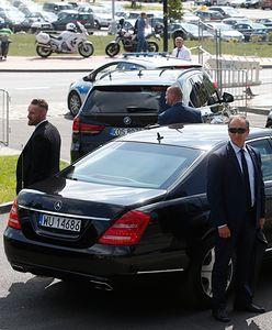 Nowe auta dla Służby Ochrony Państwa. Za 1,2 mln zł