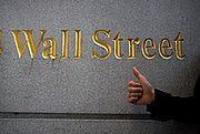 Wall Street na dużym plusie