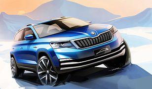 Wygląd nowego SUV-a został dopasowany do preferencji chińskich klientów.