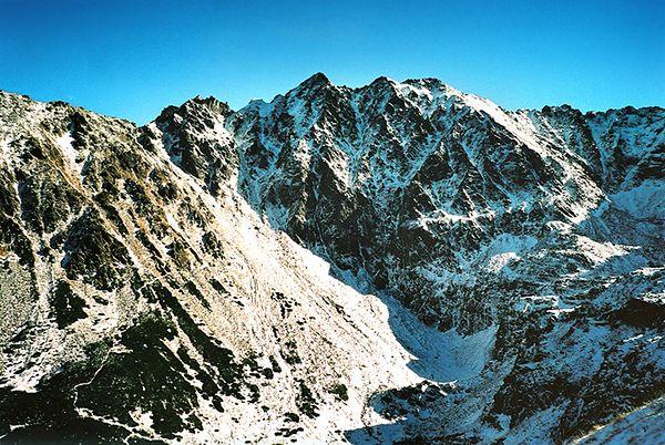 """Lawinowa """"trójka"""" w Tatrach. Ratownicy ostrzegają turystów z Małopolski"""