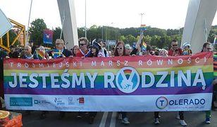 Jednego dnia w Gdańsku będą maszerować środowiska LGTB i narodowe. Możliwe incydenty