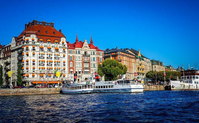 Sztokholm to miasto, które trzeba zobaczyć