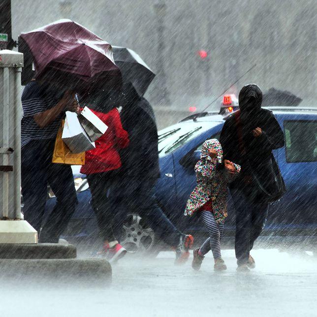 Prognoza pogody na wtorek 28 maja. Deszczowo i burzowo w całej Polsce.