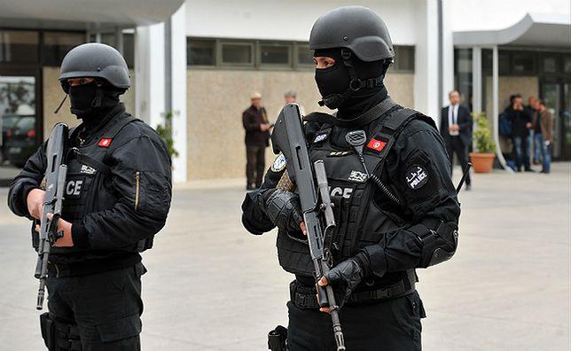 Zmiany w tunezyjskiej policji po zamachu terrorystycznym