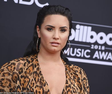 Demi Lovato po odwyku nagrywa pierwszą piosenkę