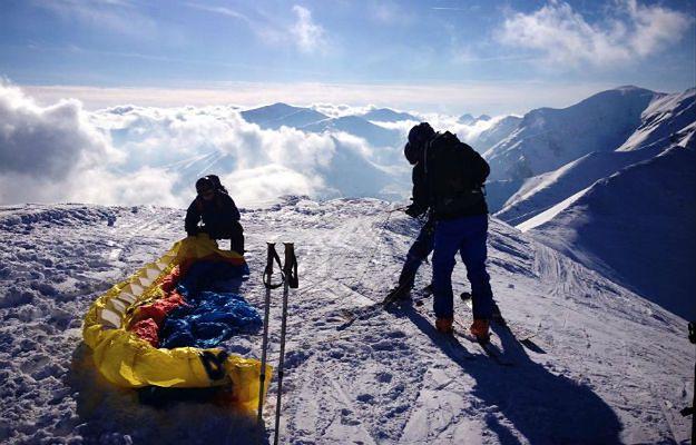 Uwaga! Bardzo trudne warunki w górach