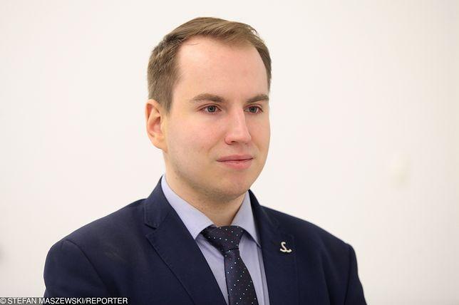 """Adam Andruszkiewicz zapowiada """"alternatywę dla nowego pokolenia, które zmieni Polskę"""""""