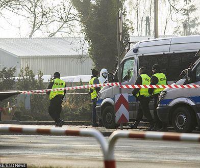 W Wiszni Małej zginął policyjny antyterrorysta