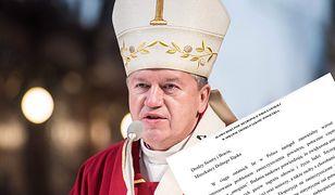 Dolnośląscy biskupi napisali list do wiernych o smogu. Na zdjęciu jeden z nich, abp Józef Kupny