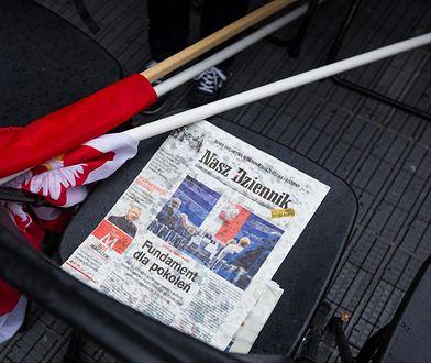 """Dramatyczny apel wydawcy: za niedługi czas nie będziemy w stanie wydawać """"Naszego Dziennika"""""""