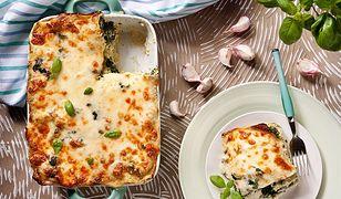 Lasagne z kurczakiem i pesto. Smakowity pomysł na rodzinny obiad