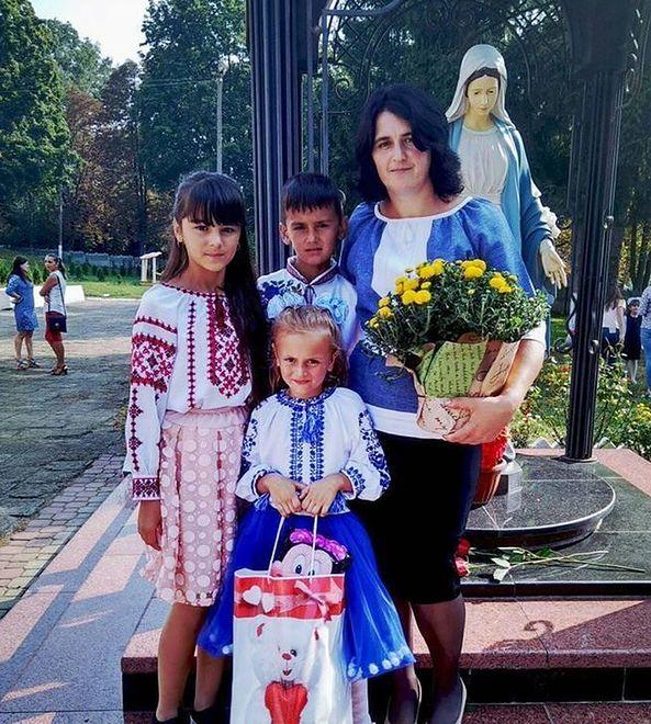 Rodzina Wasyla Czorneja