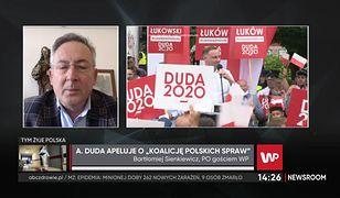 """Andrzej Duda zaproponował """"Koalicję Polskich Spraw"""". Były szef MSW: Chwyt wyborczy"""
