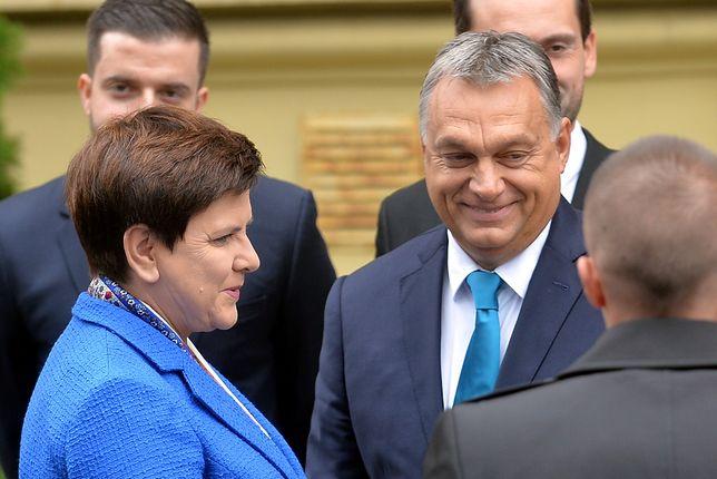 Viktor Orban w Polsce. Już po spotkaniu z prezesem Kaczyńskim. Na żywo
