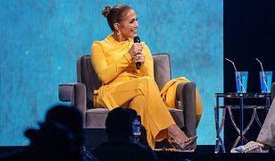 Jennifer Lopez była gościem konferencji organizowanej przez Oprah Winfrey