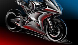 Będą elektryczne motocykle Ducati. Włosi poinformowali o tym w swoim stylu