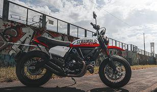 Ducati Scrambler Urban Motard