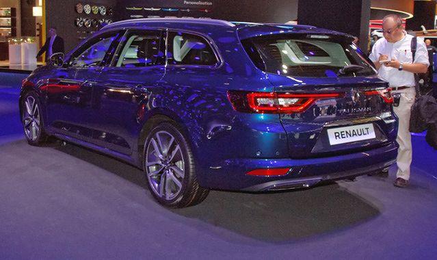 Renault Talisman: sedan i kombi dla wymagających
