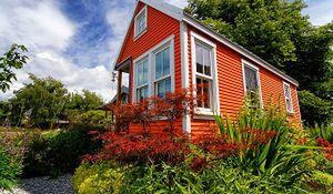 Miniaturowe domy. Świetny design to niejedyna ich zaleta