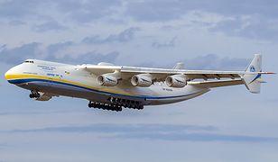 Antonow An-25 Mrija przywiózł miliony bezużytecznych maseczek. Stała za tym Agencja Wywiadu?