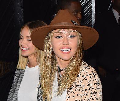 Miley Cyrus i Kaitlynn Carter