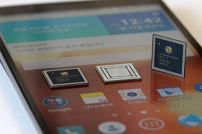 LG G3 Screen - smartfon z pierwszym procesorem LG