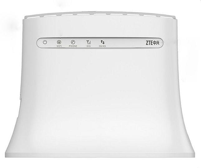 Domowy router z obsługą LTE: ZTE MF283+