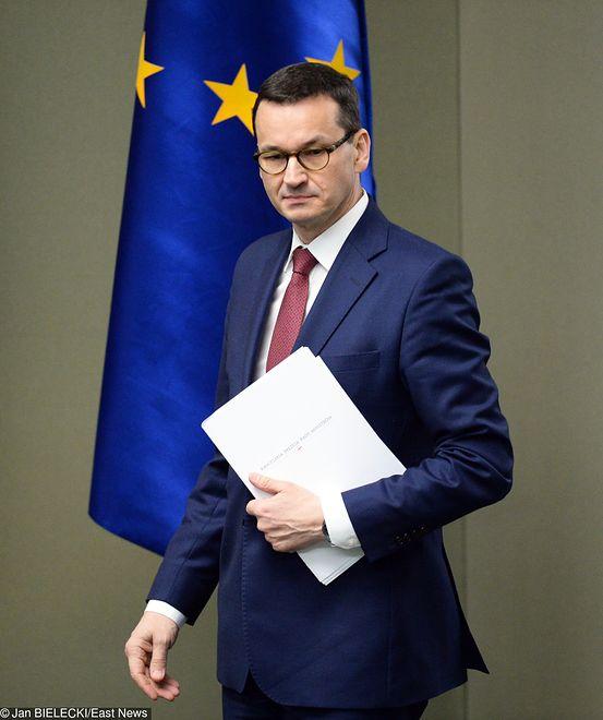 Premier komentuje relacje polsko-izraelskie