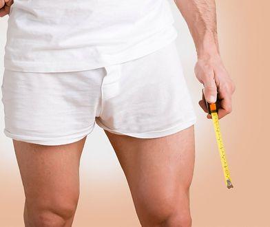 Ile mierzy średni penis? Z roku na rok coraz więcej!