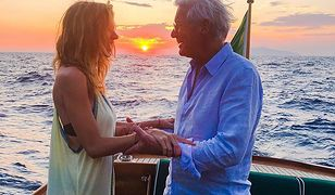 Richard Gere przeżywa drugą młodość z żoną młodszą o 34 lata. Czekają na dziecko
