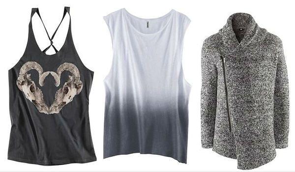 Divided Grey - nowa kolekcja już listopadzie w H&M