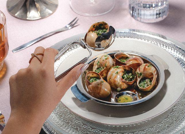 Ślimaki, którymi zajadała się Julia Roberts. Filmowe danie