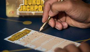 Eurojackpot. Kumulacja w loterii. Pula nagród wynosi prawie 400 mln zł