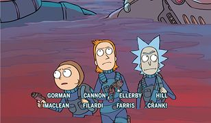 Rick i Morty, tom 2
