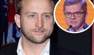 """""""Chodzi o to, że pływało się łódką z pedofilem"""" - mówi Latkowski, sugerując, że aktor zna Marcina T."""