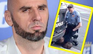Marcin Gortat jest oburzony wydarzeniami w Minneapolis. Człowiek zginął w biały dzień