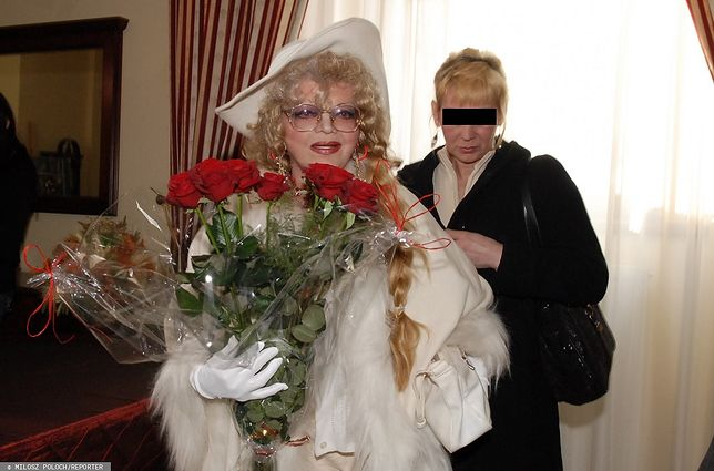 Elżbieta B. pracowała dla Villas aż do śmierci gwiazdy