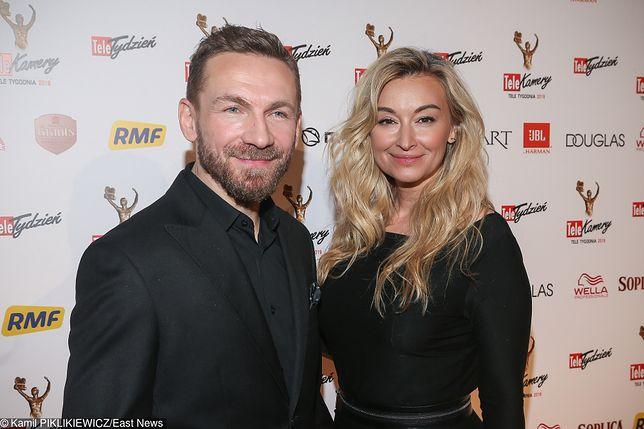 Martyna Wojciechowska i Przemysław Kossakowski są parą od ponad roku.
