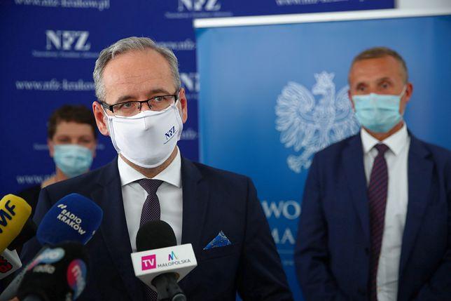 Ograniczenie teleporad. Minister zdrowia: Pacjent może zażądać wizyty tradycyjnej